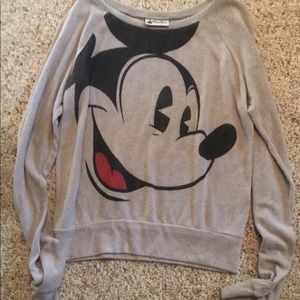 Sweaters - Micky Mouse sweater